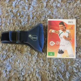 Wii Active Personal Trainer Game