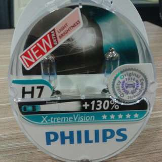 Philips H7 XtremeVision 130%