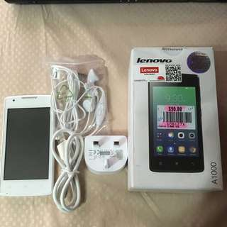 lenovo a1000 One Month Old