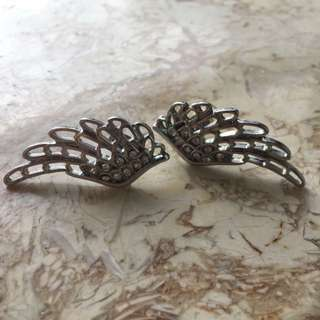 Angels Wing Earrings