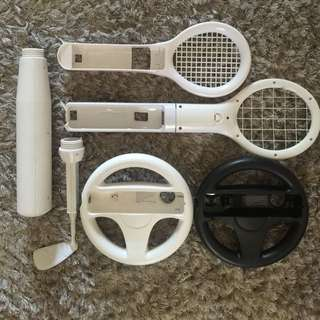 Wii Sports Accessories
