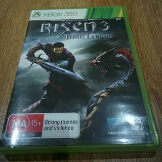 Risen 3 For Xbox 360