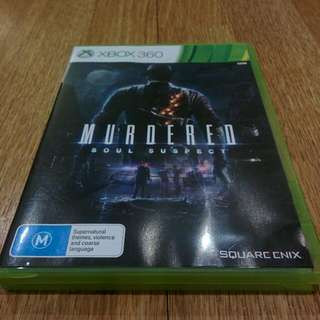 Murdered Soul Suspect - Xbox 360