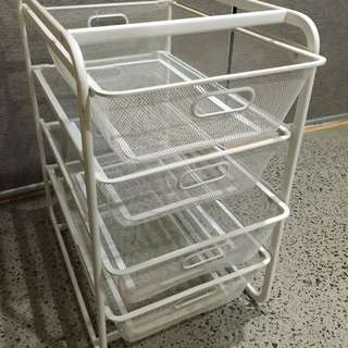 IKEA Mesh Basket Unit
