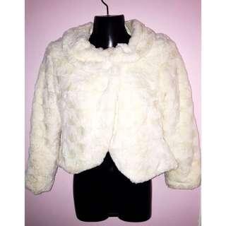 E-Lady White Jacket