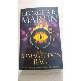 The Armageddon Rag - George R.R. Martin (Import)