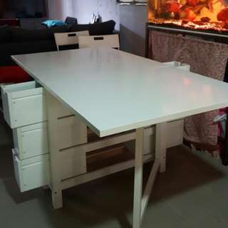 Ikea Norden Dinning Table (Reserved)