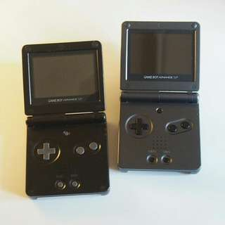 Nintendo Gameboy Advance SP (GBA SP)