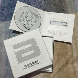 Bigbang - Still Alive Special Edition