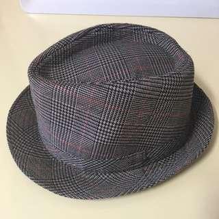 Checkered Men's Hat