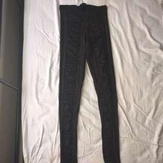 Kookai Black Leggings - Size 2
