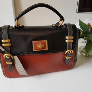 BNWT Claasic Handbag by Charles and Keith