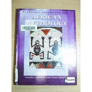 Africans Mythology - Sandra & Owen Giddens (Hc, Full Colour)