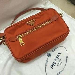 Prada Tesutto Small Bag