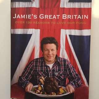 Jaimie Oliver's Cookbook