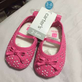 Carter & Seeds Baby Girl Shoes