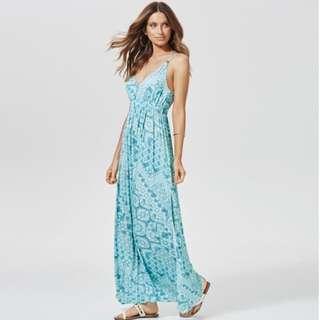 Forever New Tie Dye Maxi Dress