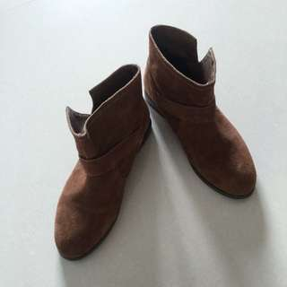 Amai 麂皮靴 37