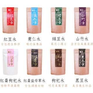 台灣易珈生技纖Q好手藝 - 紅豆水 薏仁水 黑豆水