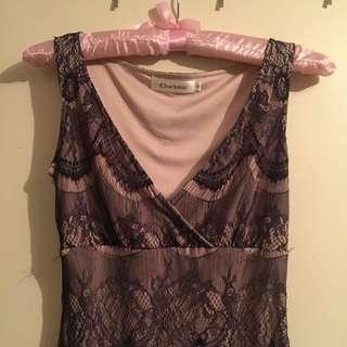 Vintage Style Dress Size 6