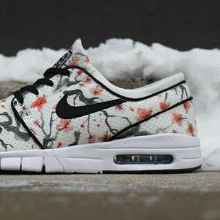 Nike Janoski Max Cherry Blossom Pack