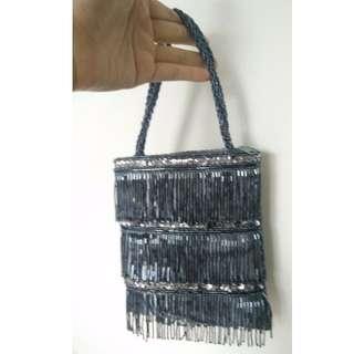 small evening bag - Handmade