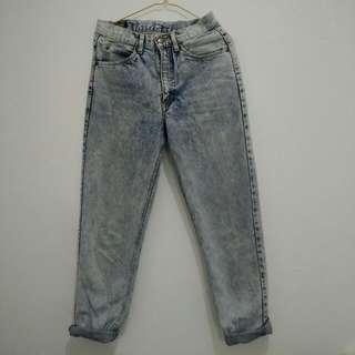 boyfriend Lee jeans