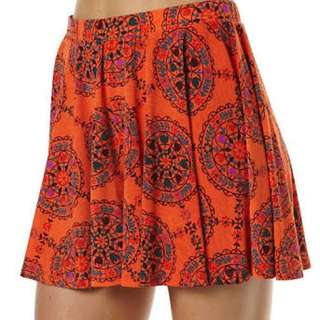 Tigerlily Hungarian Shorts/skirt