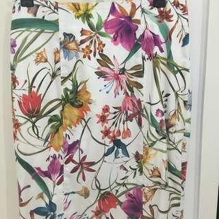 Portmans Flower Skirt