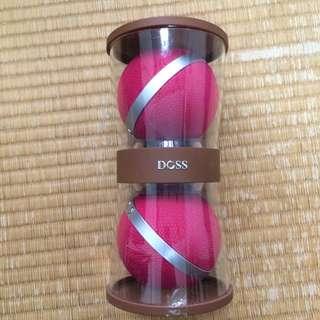 無線藍芽立體音響 北斗 DOSS ABADO DS-1158 紅色