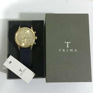 Triwa Gold Face Watch