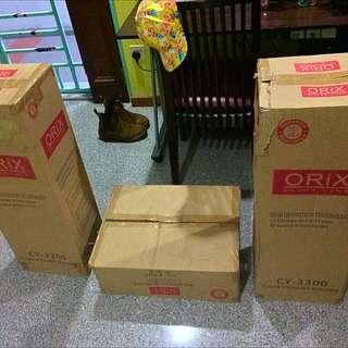 ORIX SPEAKER