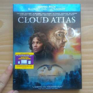 Cloud Atlas Blu-Ray Bluray