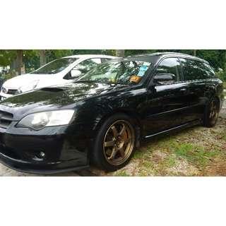 Dekit: Subaru Legacy GT Wagon