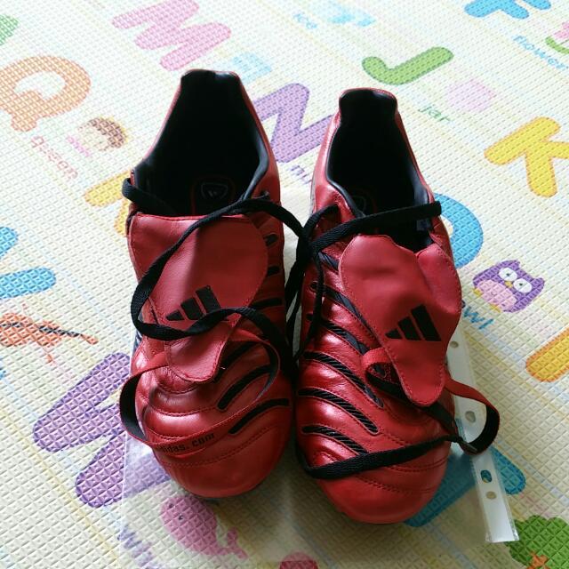 1721a00678ba RESERVED  Adidas Predator Pulse Red UK10 US10.5
