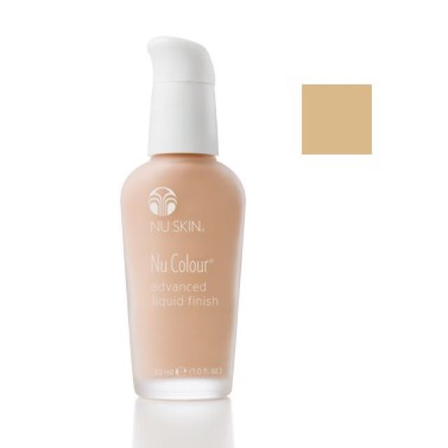 Advanced Liquid Finish Foundation