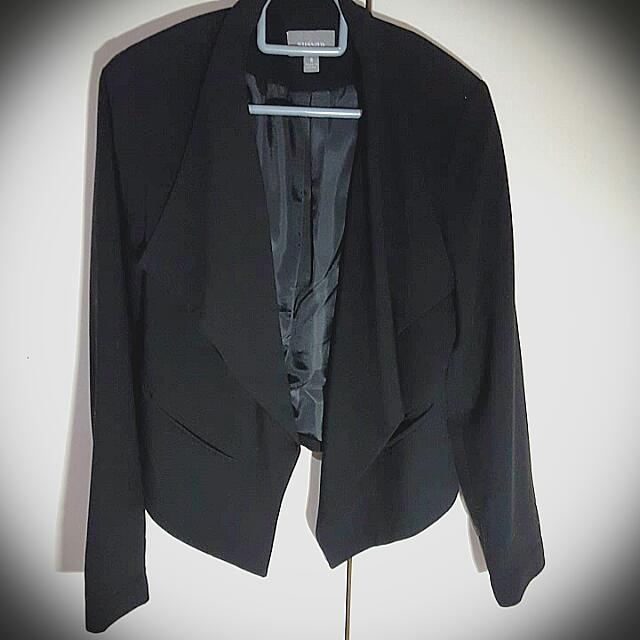 Asymmetrical Blazer