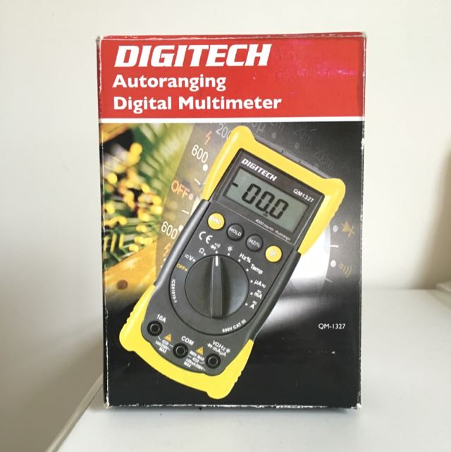 Autoranging Digital Multimeter