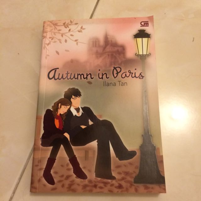 Autumn In Paris - Ilana Tan