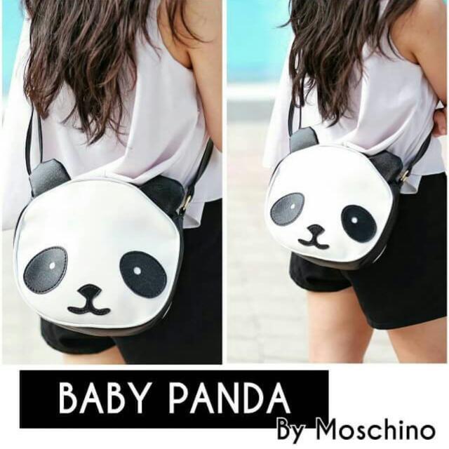 Baby Panda By Moschino