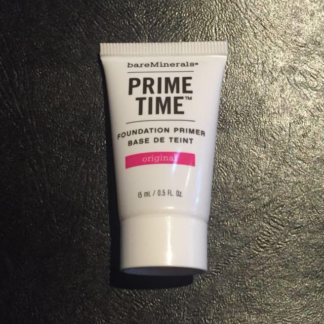 Bare Minerals Prime Time Original Primer 15ml
