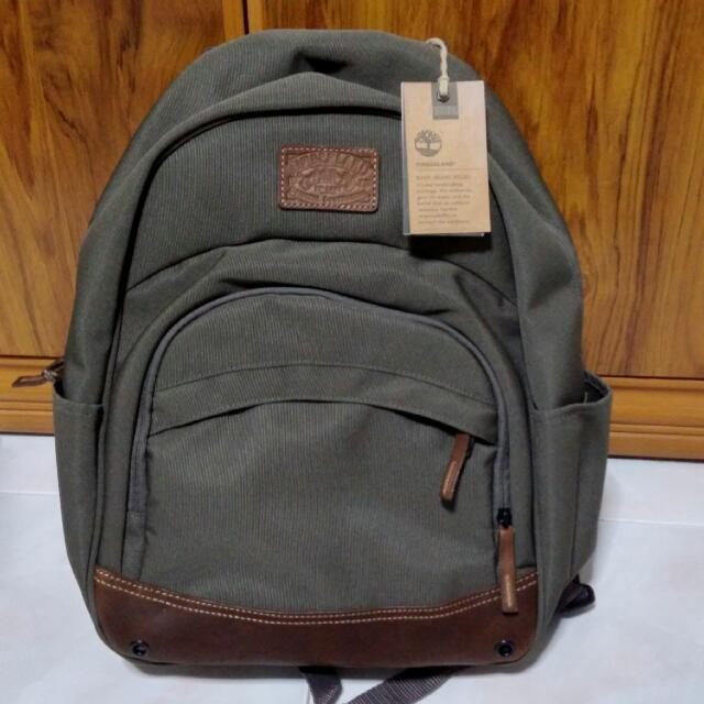 BNWT Timberland Earthkeepers Rugged 20L Backpack b0471b9e8