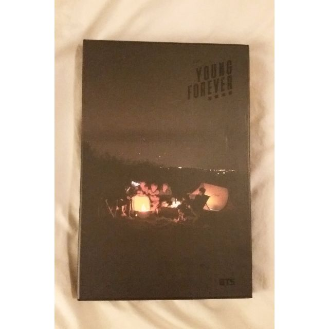 (SOLD) BTS (Bangtan Boys) Young Forever Album (Night Version)