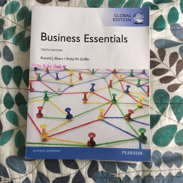 Business essentials textbooks on carousell photo photo fandeluxe Images
