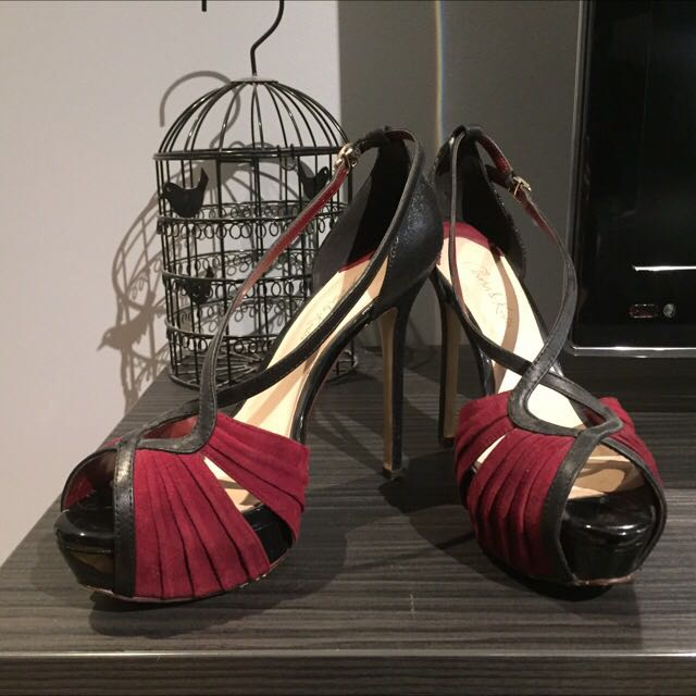 Charles & Keith Heels | Size 39