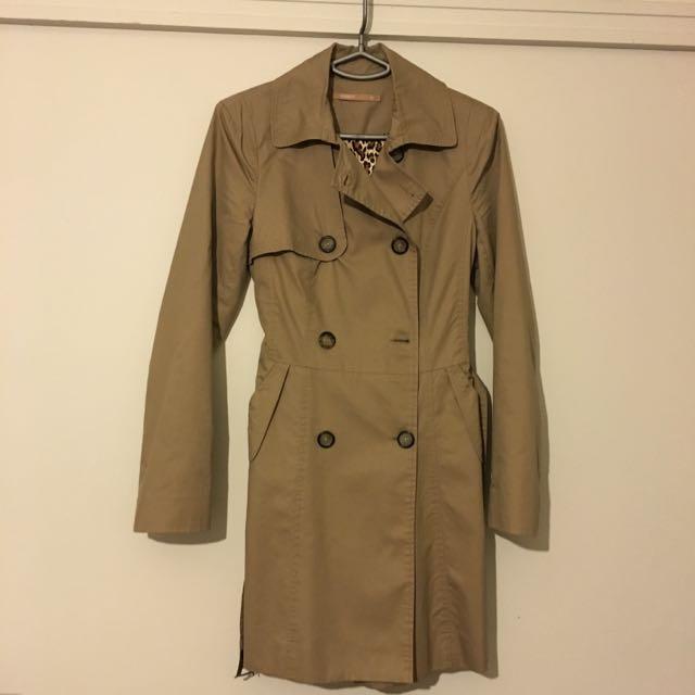 Cooper St Trench Coat