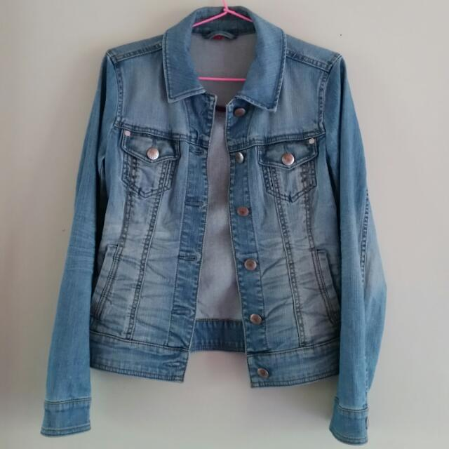 Denim Jacket - ESPRIT
