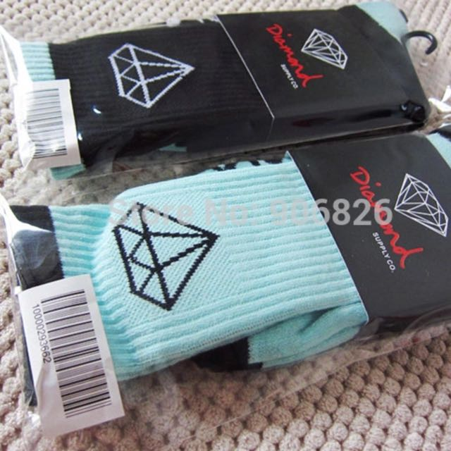 Diamond Supply Co. Socks