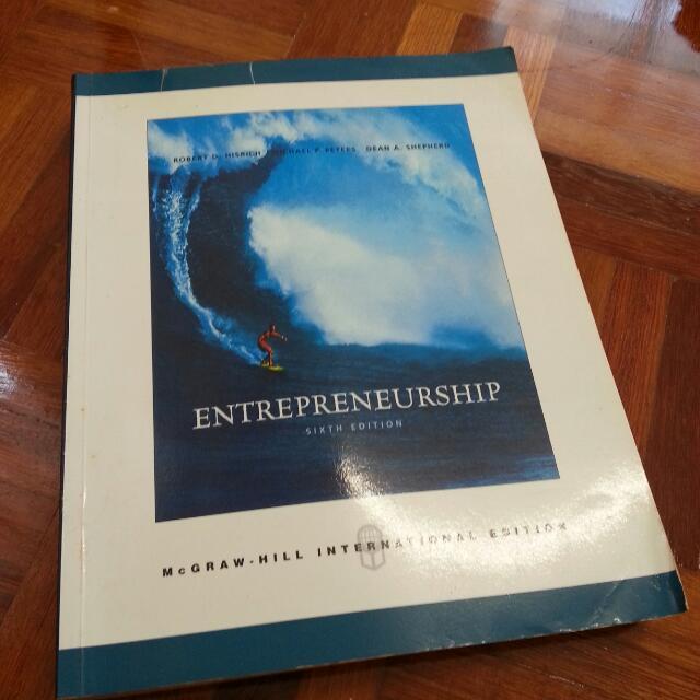 Entrepreneurship 6th Edition McGraw Hill