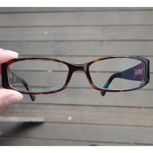 FCUK French Connection Tortoise Shell Design Reading Glasses